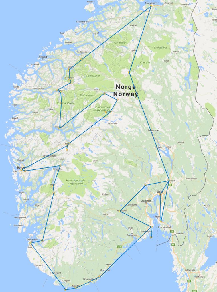 norsko-trasa