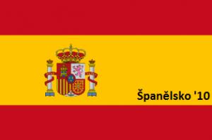 dovolená Španělsko 2010