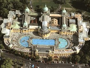 Lázně Budapešť
