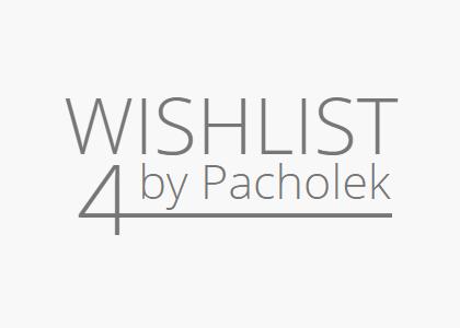 Wishlist verze 4 je tu, včas na Vánoce 2015